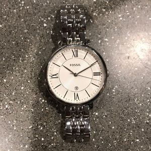 Fossil Watch: Jacqueline